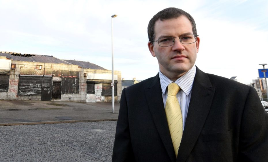 Mark McDonald complaint