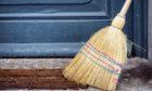 old broom at a door; Shutterstock ID 167639825; 7a13553c-4d59-4550-b98d-69763517fbea