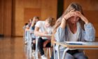 The muddled nature of exams this year is heaping extra stress onto teenagers, writes Chris Deerin