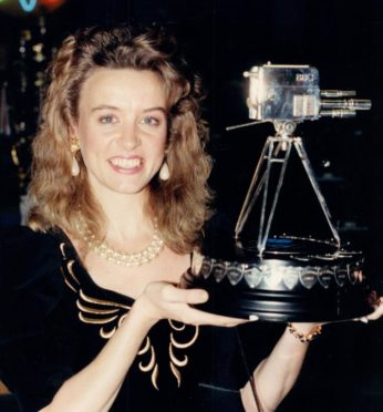 Liz McColgan won the BBC Sports Personality of the Year in 1991.