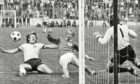 Jack Reilly was at the opposite end from the legendary Sepp Maier in the World Cup 1974 group game.