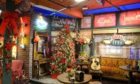 The Central Perk Set from Friends, Warner Bros Studios tour, Burbank, USA