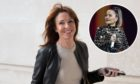 To go with story by Jamie Ross. For Joe Churcher column. Picture shows; Kay Burley and Rita Ora composite.. Unknown. Supplied by Shutterstock Date; 13/12/2020