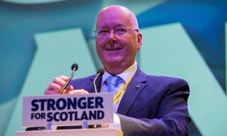 Peter Murrell inquiry