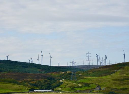 Rogart area residents are strenuously objecting to an extension proposed to Kilbraur windfarm.