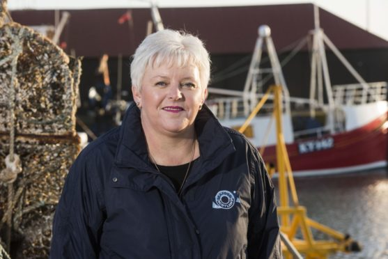 Donna Fordyce, head of Seafood Scotland