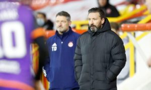 Aberdeen manager Derek McInnes relishing first dugout duel with new Motherwell boss Graham Alexander