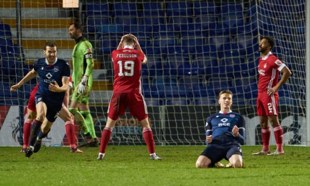 A season to forget for Aberdeen but Ross County found form at the right time.
