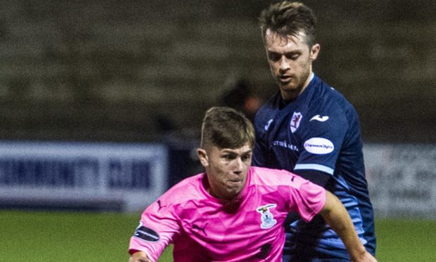 Raith Rovers' game against Inverness is in doubt.