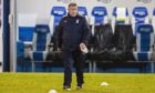 Caley Thistle manager John Robertson.