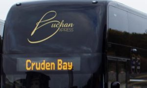 Residents in Cruden Bay have raised concerns on the withdrawal of early morning bus services.