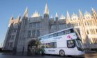 World-first hydrogen double decker buses will launch on passenger services in Aberdeen tomorrow.