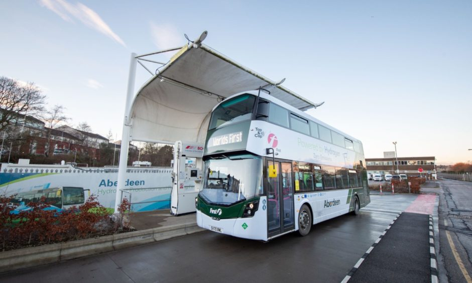 """New £500,000-each hydrogen buses in Aberdeen need to """"win hearts and minds"""" with First bosses, after previous machines were """"not the most reliable""""."""