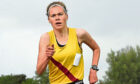 Megan Keith, of Inverness Harriers. Picture by Kenny Elrick