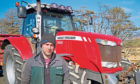 Jonathon Mackay established his contracting business two years ago.