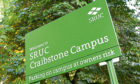 SRUC plans to expand its Craibstone campus on the outskirts of Aberdeen.