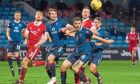 Aberdeen were humiliated in Dingwall by Ross County.