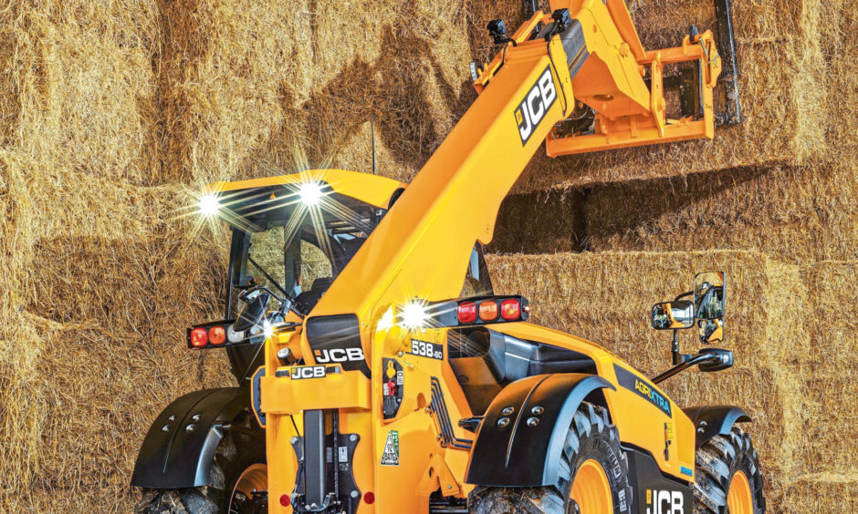 DualTech VT will now be available on JCB's AGRI Super range.