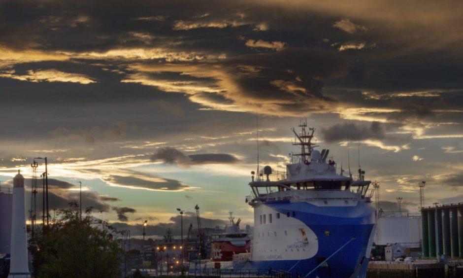 Aberdeen energy transition