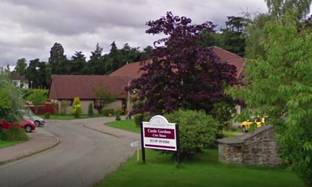 Castle Gardens Care Home, Invergordon.