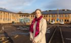 Catherine Bunn, chairwoman of Culloden Community Council has criticised Highland Council for lengthy delays in constructing a new extension to Culloden Academy.