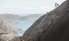Danny MacAskill taking on the Dubh Slabs in Skye.