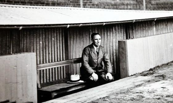 Aberdeen player and coach Donald Colman invented the football dug-out.
