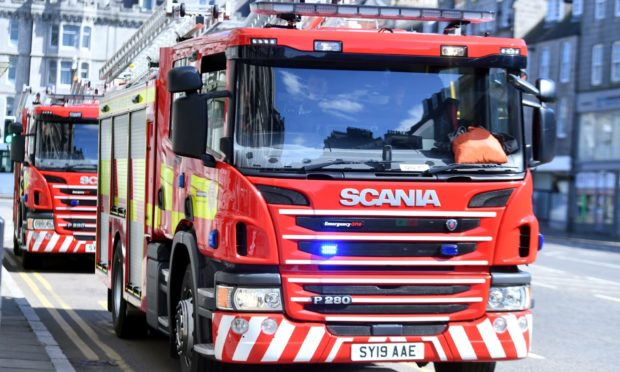 Fire crews in the north and north-east were lured out by almost 400 hoax calls during 2020.