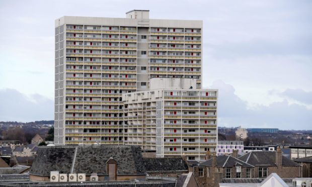 Virginia Court and Marischal Court have been awarded A listed status