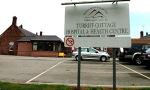 Turriff  Cottage Hospital and Health Centre.