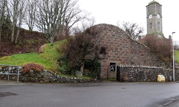 Helmsdale icehouse