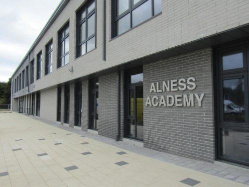 Alness Academy has a new head teacher