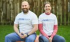 Wright Fitness owners Graeme and Helen Wright