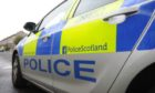Police were called to the scene in Nairn at around 5pm this evening.