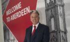 Aberdeen International Airport operations director Mark Beveridge