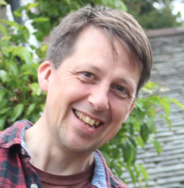Mark MacLeod is the new outreach and events co-ordinator at Gairloch Museum.