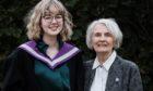 Niamh Mackenzie and Dr Val MacIver