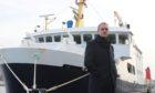 Orkney Islands Council leader James Stockan