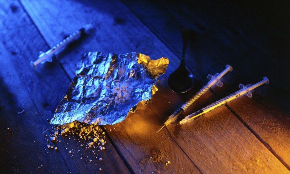Scotland drug deaths