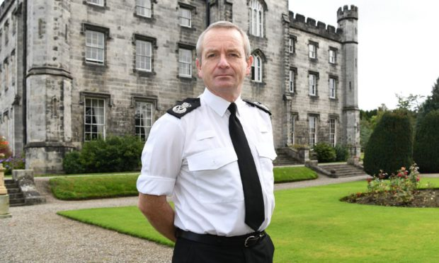 Chief Constable Iain Livingstone has been calling for police to access the coronavirus vaccine sooner.