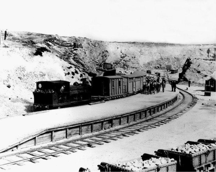 Peterhead Prison Museum is planning an exhibition about its old railway.