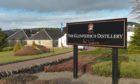Glenfiddich Distillery.