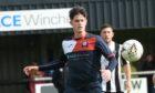 Turriff United midfielder Keir Smith.