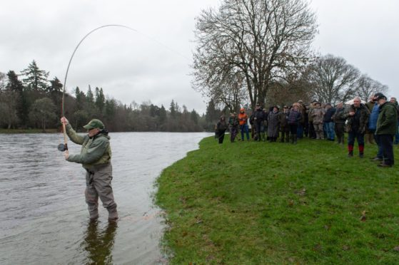 Inverness Angling Club traditionally celebrate the start of a new fishing season on the River Ness with an opening ceremony, however, this year's event has been cancelled.