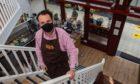 Cafe de Paulo co-owner Juan Paulo