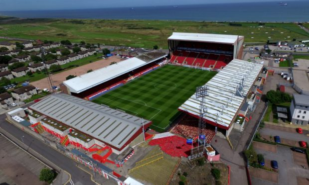 Aberdeen FC bosses have confirmed the move from Pittodrie to a new stadium at Kingsford is still on the cards.