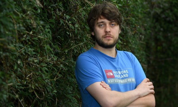 Callum O'Dwyer has suffered the effects of long Covid since contracting the disease last March.