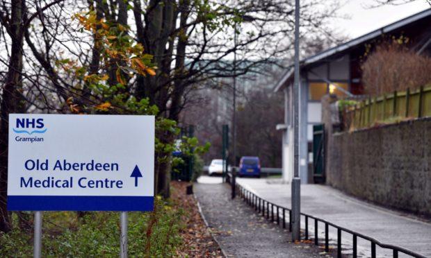 Old Aberdeen Medical Practice, Sunnybank Road