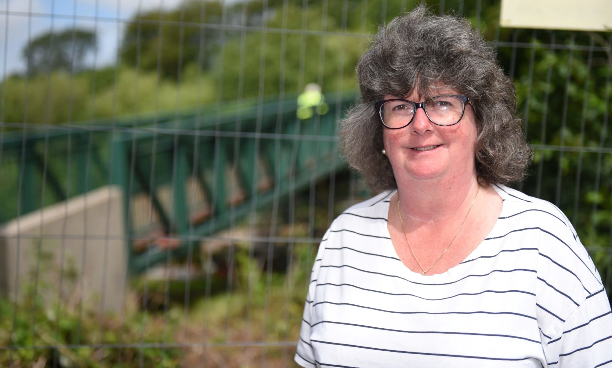 """Aberdeenshire councillor Gillian Owen says there has """"never been a better time"""" to get reading."""