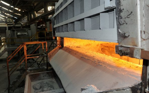 Expansion plans have been lodged with Highland Council for the aluminium smelter in Fort William